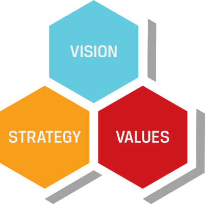 Vision Strategy Values