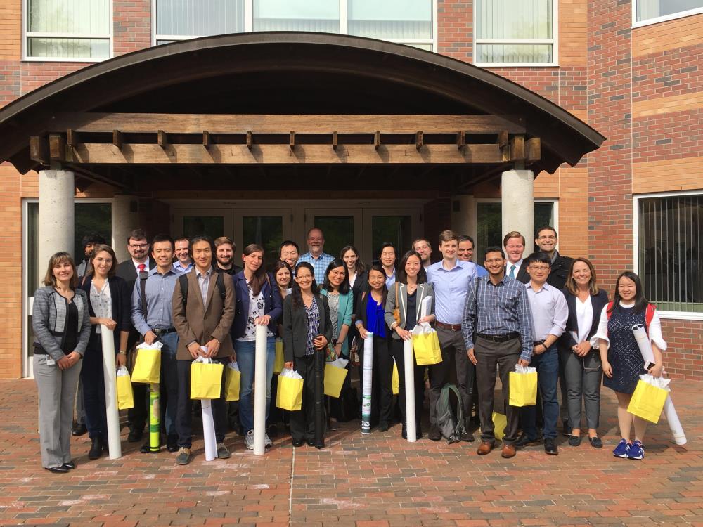 2019 Student Materials Research Forum Participants
