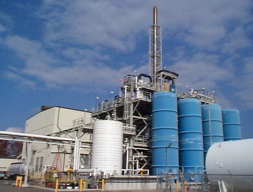 Midland facility