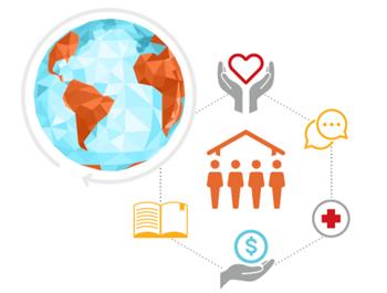 community icon graphic